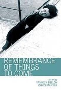 Le Souvenir d'un avenir (Remembrance of Things to Come)