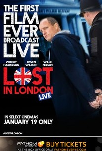 Lost In London Live