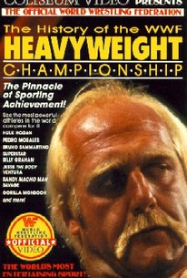 WWF: The History of the WWF Heavyweight Championship