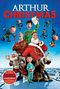 arthur christmas - The Night They Saved Christmas Dvd