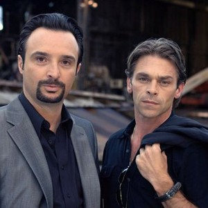 John Cassini (left) and Ian Tracey