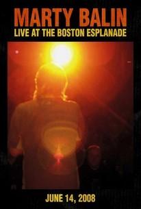Marty Balin: Live at the Boston Esplanade