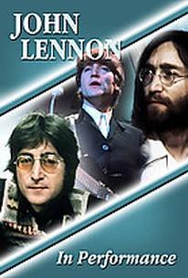 John Lennon: In Performance