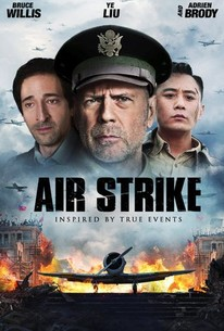 Air Strike (2018) English Movie 480p WEB-DL 400MB Download