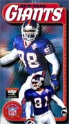 New York Giants 2000 Official NFL Team Video