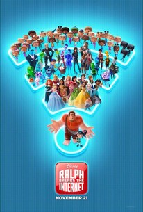 Ralph Breaks The Internet 2018 Rotten Tomatoes