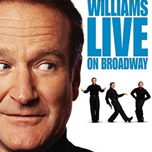 robin williams live on broadway 2002 rotten tomatoes