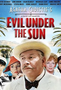 Image result for agatha christie film evil under the sun 1974