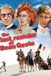 The Last Remake of Beau Geste