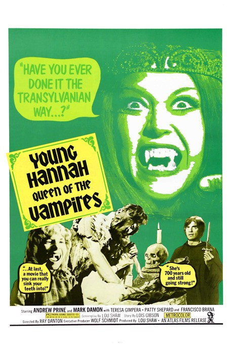 Hannah, Queen of the Vampires (Crypt of the Living Dead)