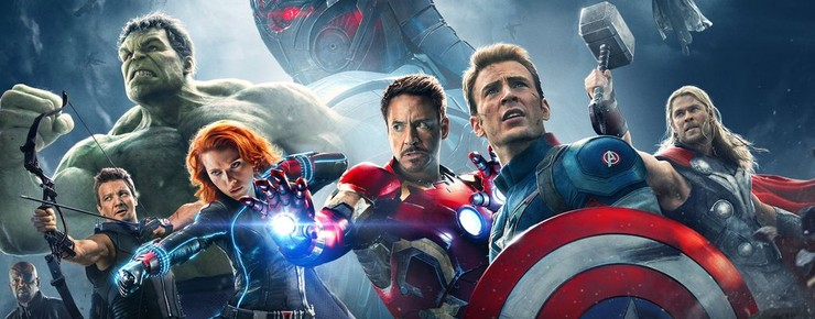 Avengers: Age of Ultron (2015) - Rotten Tomatoes