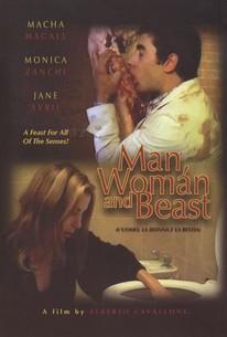 Man, Woman and Beast (L'uomo la donna e la bestia)