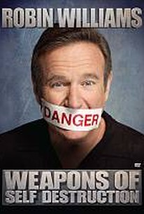 robin williams weapons of self destruction 2009