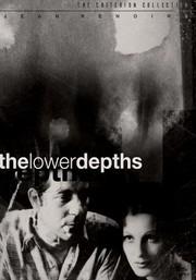 Les Bas-fonds (The Lower Depths) (Underground) (Underworld)