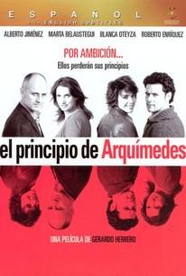 El Principio de Arquimedes