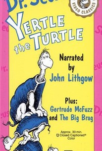Dr. Seuss: Yertle the Turtle