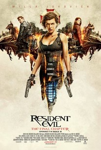 Resident Evil: The Final Chapter (2017) - Rotten Tomatoes