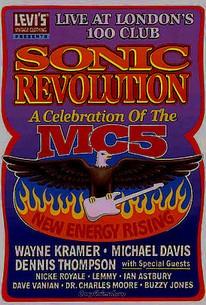 Sonic Revolution: A Celebration of the MC5