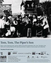 Tom, Tom, the Piper's Son