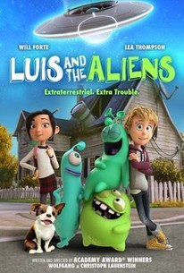 Image result for luis and the aliens