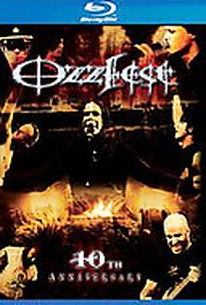 Ozzy Osbourne's Ozzfest Xth Anniversary