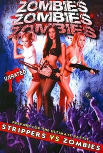 Zombies Zombies Zombies: Strippers vs. Zombies