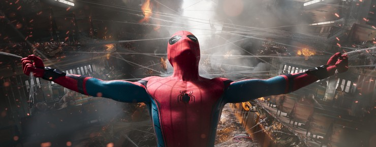 Spider-Man: Homecoming (2017) - Rotten Tomatoes