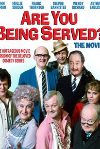 Are You Being Served?