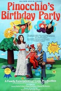 Pinocchio's Birthday Party