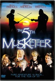 The Fifth Musketeer (Behind the Iron Mask) (The 5th Musketeer)