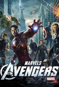 Marvel S The Avengers 2012 Rotten Tomatoes