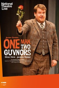 National Theatre Live: One Man, Two Guvnors Encore