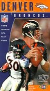 Denver Broncos 1998 Official NFL Team Video