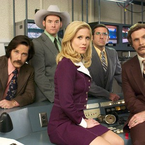 Anchorman - The Legend Of Ron Burgundy Pictures - Rotten Tomatoes