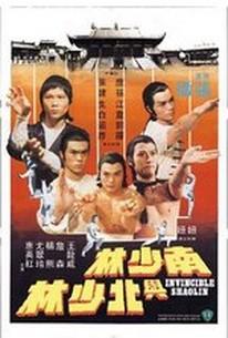 Invincible Shaolin (Nan Shao Lin yu bei Shao Lin)