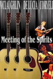 John McLaughlin, Larry Coryell and Paco De Lucia: Meeting of the Spirits