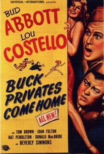 Buck Privates Come Home