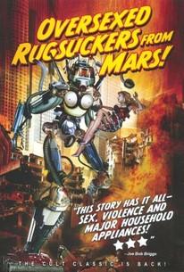 Over-sexed Rugsuckers from Mars
