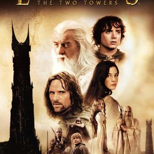 The Lord Of The Rings The Two Towers 2002 Rotten Tomatoes