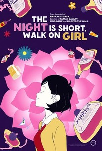 The Night Is Short, Walk On Girl (2018) - Rotten Tomatoes