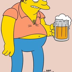 Barney Gumble is voiced by Dan Castellaneta