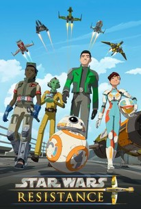 Star Wars Resistance Season 1 Rotten Tomatoes