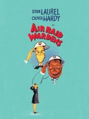 Air Raid Wardens