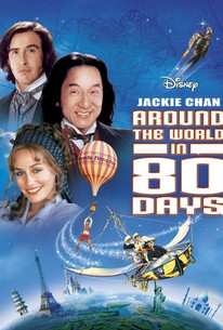 around the world in 80 days 2004 rotten tomatoes