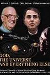 God, the Universe and Everything Else