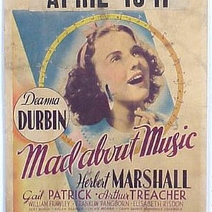 Mad About Music 1938