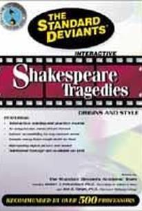 Standard Deviants - Shakespeare Tragedies: Origins and Style