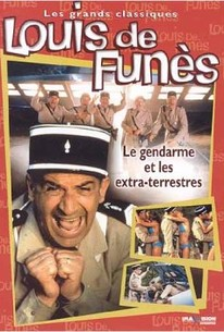 Gendarme et les extra-terrestres, Le