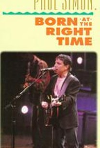 Paul Simon - Born at the Right Time