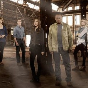 Kurtwood Smith, Landon Gimenez, Frances Fisher, Mark Hildreth, Devin Kelley, Omar Epps, Samaire Armstrong and Matt Craven (from left)